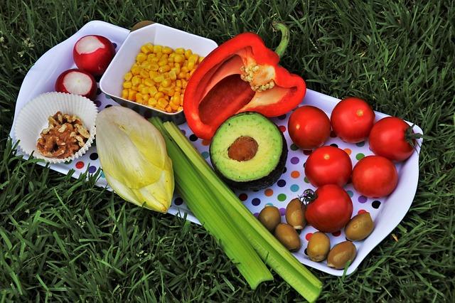 mísa zeleniny