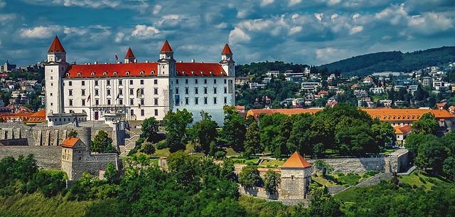 slovenský zámek